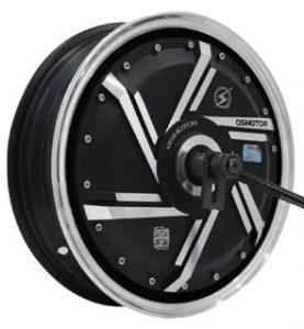 QSMotor 13inch 6000W In-Wheel Hub Motor